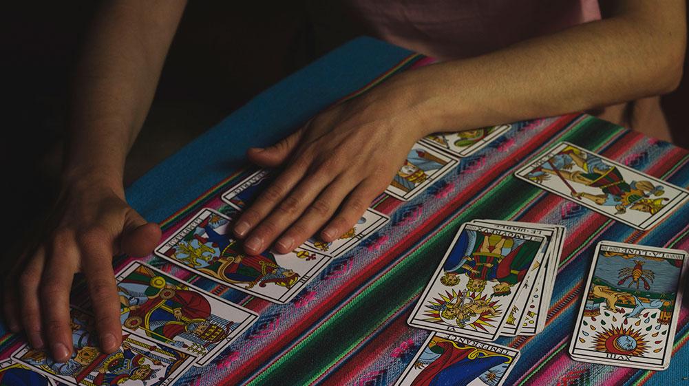 Consulta al Tarot de Marsella